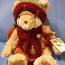 "Cherished Teddies 16"" Plush Winter Edition"