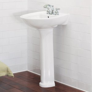 American Standard Cadet Sink Basin ONLY - Bone