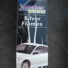 Gila Xtreme Grafix Window Film Silver Flames