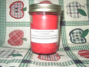 8 oz Jar Candle