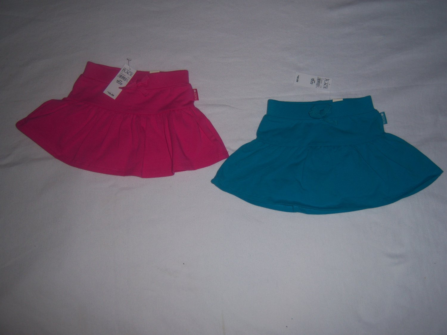 The Children's Place Toddler Girls Skorts lot of 2 24M New