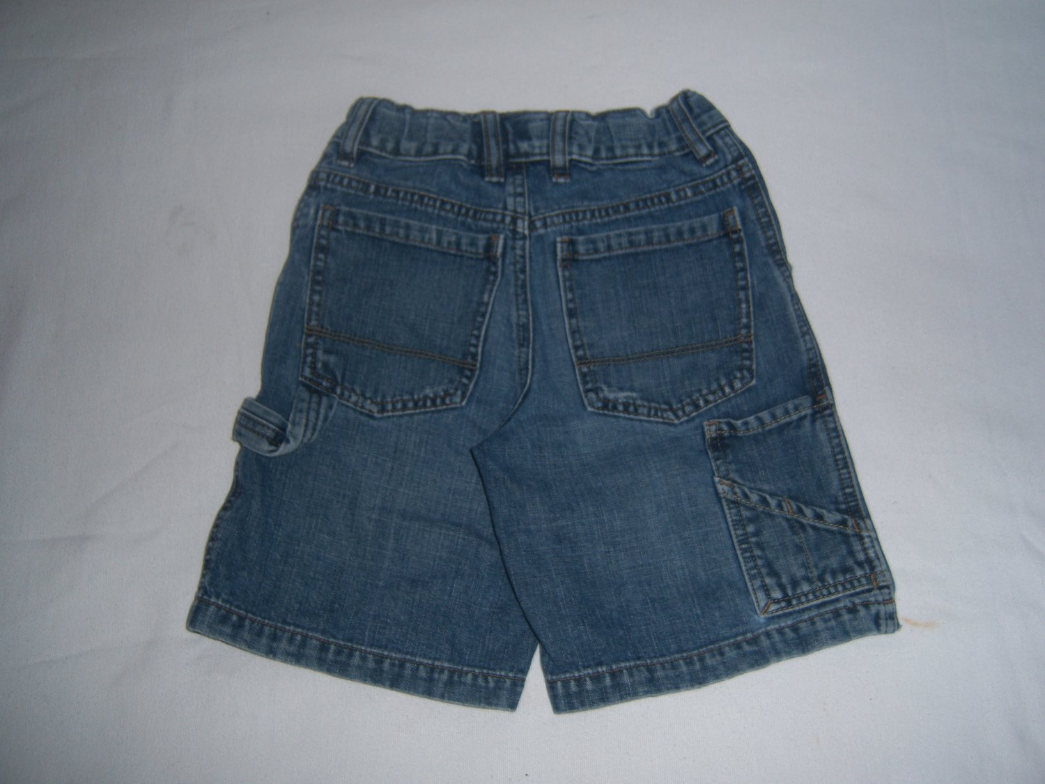 Old Navy Little Boy's Denim Jean Shorts Size 5