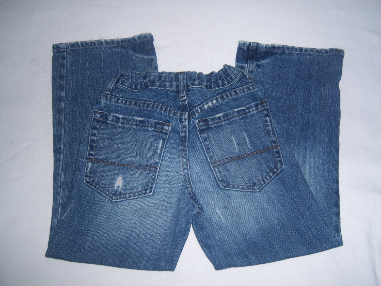 Old Navy Little Boy's Denim Boot-Cut Jeans Size 4