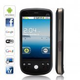 Eclipse - Dual SIM Android 2.2 Smartphone (Black)
