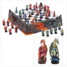 dragon realm chess set