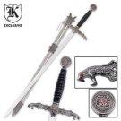 dragon Templar sword
