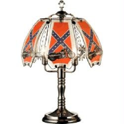 Confederate Touch Lamp