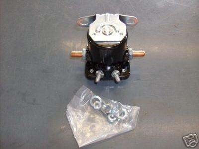 Universal Forklift 12 Volt Solenoid Par t#66-200