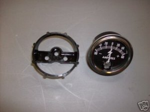 Forklift Amp Meter Guage Part #SW-1239A