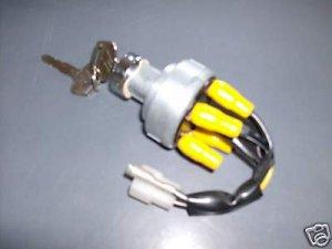 Komatsu Ignition Key Switch Part #3EB-55-11181