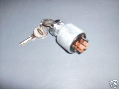 Yale Ignition Key Switch Part #9133054-00