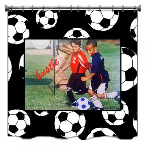 Custom Photo Shower Curtains
