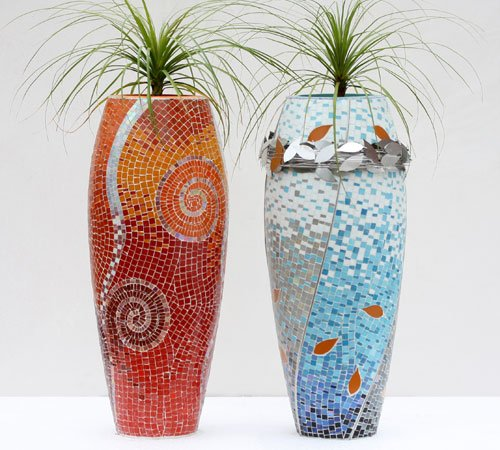 Mosaic Planter - Large