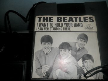 The Beatles I Want To Hold Your Hand/I Saw Her Standing There 5112