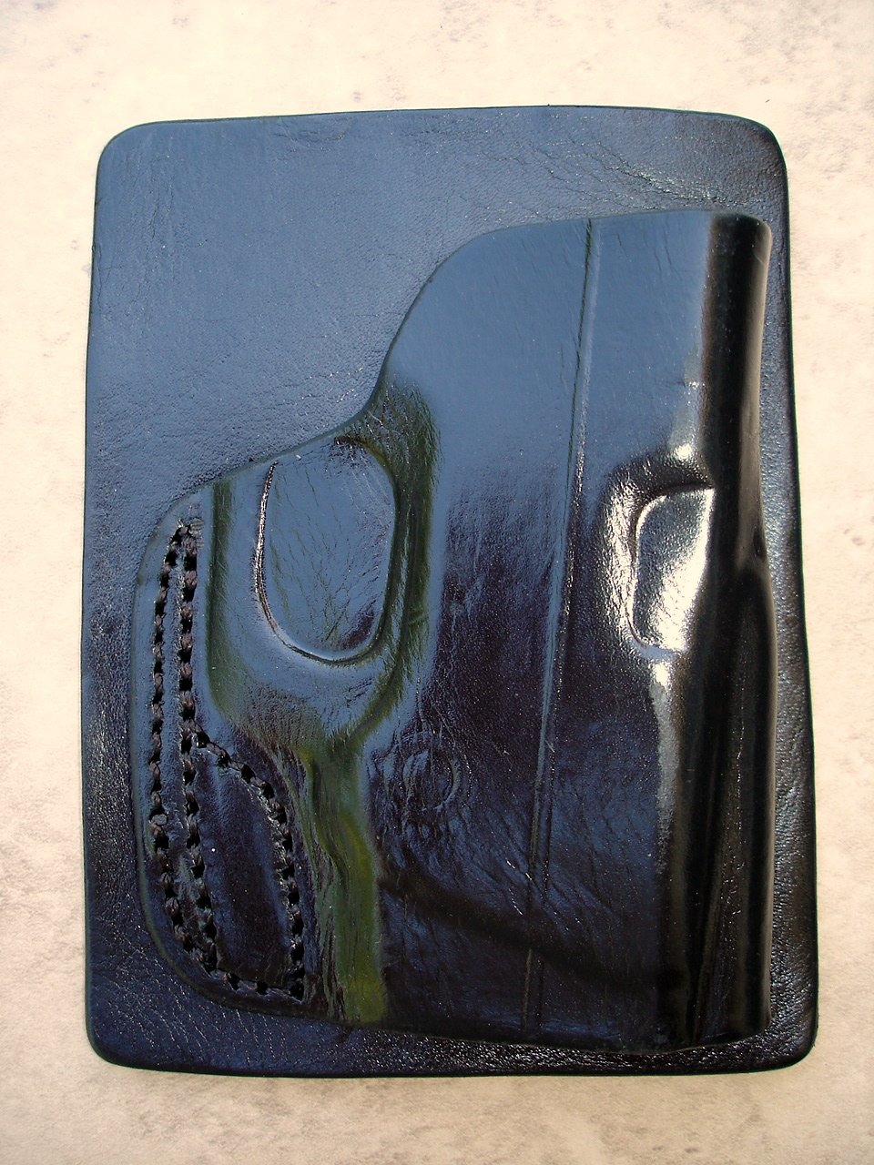 Tagua Leather Pocket/Wallet Holster for S&W BODYGUARD 380