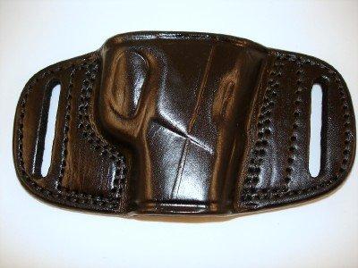 Tagua Leather Belt Slide Holster for Ruger LCP 380 and Kel-Tec 380