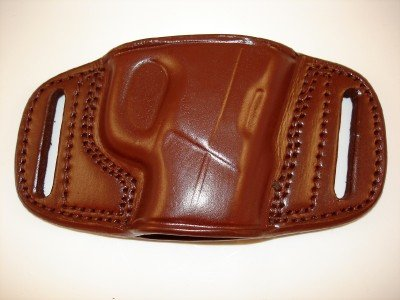 Tagua Leather Belt Slide Holster for Ruger LCP 380 and Kel-Tec 380