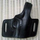 Gazelle Leather Belt Slide Holster w/ Thumb Break for 1911 COLT DEFENDER 3""