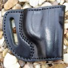 "Gazelle Leather ""Yaqui"" Belt Slide Gun Holster for RUGER LCP 380"