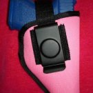 Pink Nylon Gun Holster for GLOCK 26 and 27
