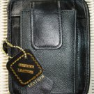 S&W BODYGUARD 380 with LASER CONCEALMENT GUN HOLSTER PACK BLACK LEATHER