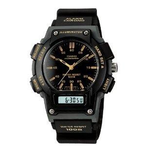 Casio Men's AQ150W-Ana-Digi Chronograph Sport Watch