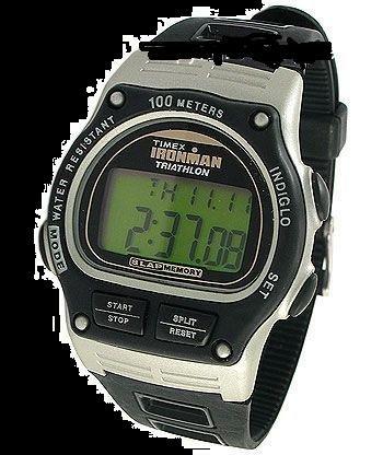 TIMEX IRONMAN TRIATHLON DIGITAL RESIN MENS WATCH H5Y922