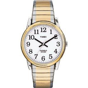Timex 23811 Men's Classic Bi-Metal Dress Watch