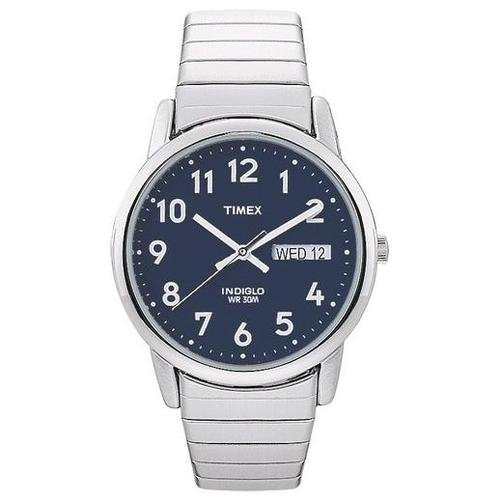 Closeout Timex Men's T20031 Easy Reader Expansion Watch