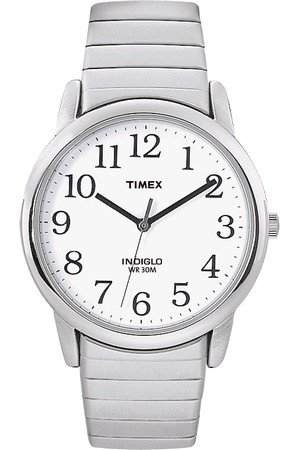 Closeout TIMEX 20001 Easy Reader Man's Dress Watch