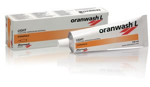 Dental Oranwash L by Zhermack 140 ml C-Silicon Impression Material FREE SHIPPING