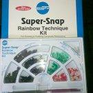 Dental Super-Snap Rainbow Technique Kit by Shofu -  *FREE SHIPPING*