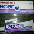 Dental Chlorhexidin Lacer Gel (2 X 50ml) Gentle Mint Flavour - Free Shipping