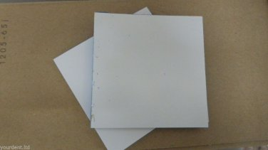 "Dental Mixing pad 2 1/2"" x 2 1/2"" Twelve books of 50 page each FREE SHIPPING"