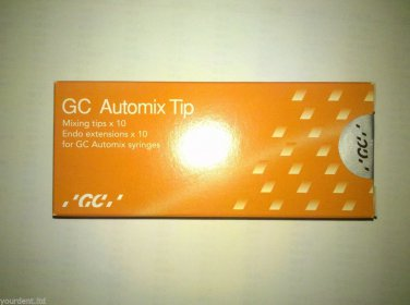 Dental GC Automix Tip, Mixing tips+Endo Extensions tips - Free Shipping