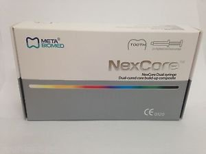 Dental NextCore Dual syringe by META BIOMED
