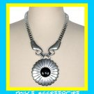Miu's Chuncky Punk Ethnic 44cm Collar Necklace (mis.16)