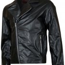 Ghost Rider Biker Nicolas Cage Leather Jacket