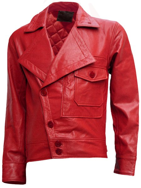 Movie Special The Aviator Leather Jacket