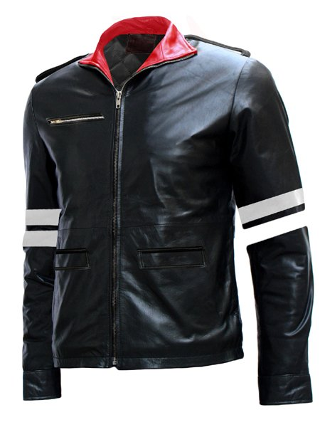 Alex Mercer Prototype Leather Jacket