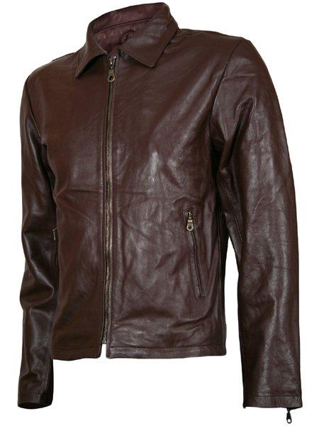 Spartan Robert Scott Leather Jacket
