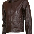 Spartan Robert Scott Leather Jacket