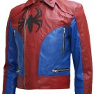 Fashion Biker The Amazing Spider Man Leather Jacket