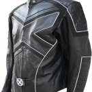 Ice-Man Black Fashion X-Men Leather Jacket