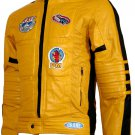 Kill Bill Movie Men Biker Celebrities Leather Jacket