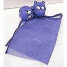 Hippo Mesh Bath Toy Holder