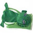 3d Animal Mitt - Frog