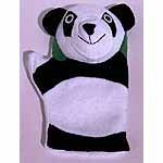 3d Animal Mitt - Panda