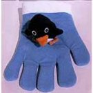3d Animal Mitt - Penguin