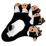 5 Finger Cow Puppet Mitt